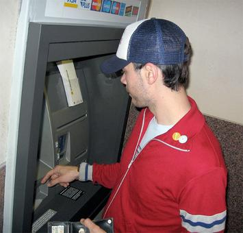 ATM woes: 'ATMs need thrashing to work properly'