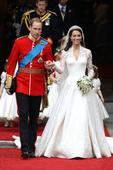 From Kate Middleton to Elizabeth Taylor: Most memorable celebrity brides