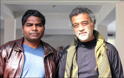 Spotted: Lucky Ali