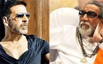 Akshay Kumar: I'm unsure if I can play Bal Thackeray in his biopic