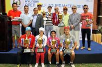 Sharma clinches Hyundai Open crown