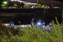 Hyogo police find severed head, torso after discovery of limbs on river bed (2016/10/12)