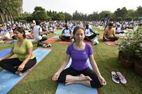 Delhi: International Yoga Day attracts first-timers from all walks of life