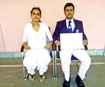 GDC Ramnagar felicitates NSS volunteers