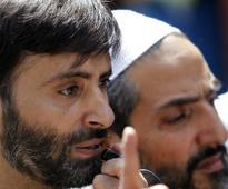 Yasin Malik, Mirwaiz Umar Farooq detained while organising march against army firing in Shopian