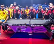 Ultimate Table Tennis 2017: Wu Yang, Liam Pitchford help Falcons TTC beat Maharashtra United and reach final