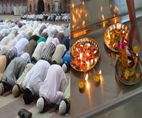 Hindus to do puja, Muslims to offe..