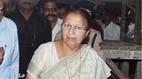 Sumitra Mahajan holds all-party meeting day before Parliament session begins