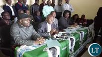 Disputes during the adoption process of candidates normal-Frank Bwalya