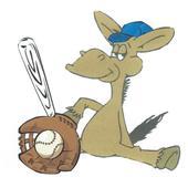 Dems at bat: no hits, no runs, no errors