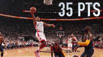 Lowry, DeRozan lead Raptors to 105-99 win over Cavaliers