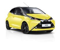 Toyota Aygo gets new x-cite trim level