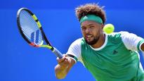 Jo-Wilfried Tsonga bounces back at Queen's after French Open shock