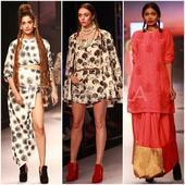 Runway Report : Athiya Shetty struts the ramp for Masaba