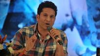 Sachin Tendulkar bats for road safety at launch of new campaign
