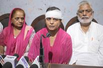 Family beaten by youths, seeks justice