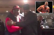 Shannon Briggs back in the UK to support Anthony Joshua ahead of Molina title fight