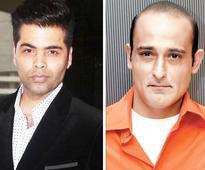 Karan Johar reveals Akshaye Khanna rejected Kurbaan; Akshaye trolls back Karan for not working with him