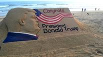 Sandy Congrats to USA president Doland Trump from Odisha