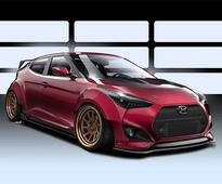 Gurnade Hyundai Veloster Concept is a Track Focused Beast