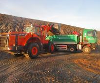 New Doosan wheel loader is lynchpin machine at Tulloch