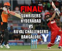 IPL 2016 Final, RCB vs SRH: It's Virat Kohli vs David Warner