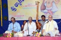 Thyagaraja Jayanthi celebrated