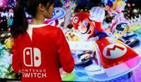 Nintendo returns to profit on mobile gaming but weak software sales drag down outlook