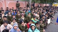 Jaipur: Deaf & mute protest, demand spl teachers