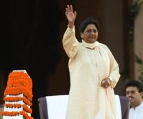 Mayawati accuses SP government of indulging in political vendetta