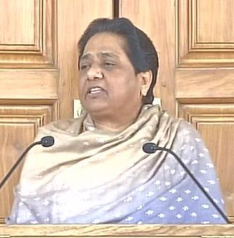 Have record of every single rupee, says Maya after ED crackdown