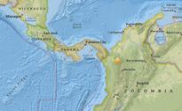 Earthquake rattles Colombia