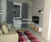 Nice 2-bedroom apts on 26th floor for rent in Riverside building, Binh Thanh district - 750 USD