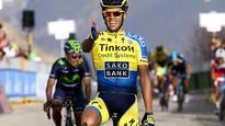 Alberto Contador targets hat-trick in Tour de France
