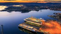 Victoria considers shore power to reduce cruise ship emissions