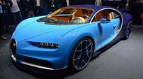 Bugatti Chiron Top Speed Stands at 285 mph
