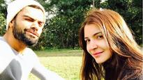 Virat Kohli's adorable Valentines Day message for Anushka Sharma will win your heart!
