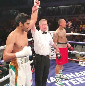 Will Vijender's momentum carry into India?