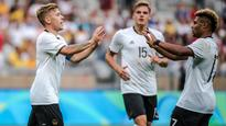 Rio 2016: Germany win 10-0, champions Mexico eliminated