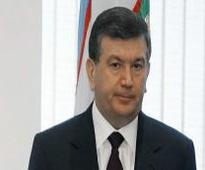 Uzbek acting president approved as presidential candidate