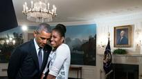 Barack & Michelle Obama resurface on social media to exchange sweet Valentine's day messages