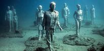 Lanzarote starts Europe's first underwater museum