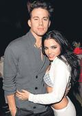 Channing Tatum and wife Jenna Dewan got into a fight over nude photo