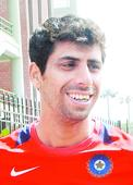 Nehra skips 'football' to stay fit for cricket