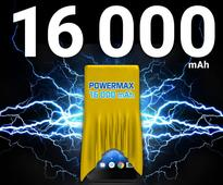 Energizer POWER MAX P16K Pro smartphone with 16000mAh battery to be unveiled at MWC