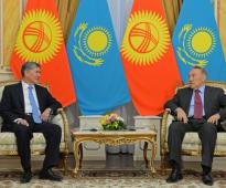 President Atambayev received congratulation messages from CIS leaders on Victory Day
