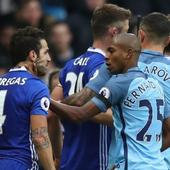 Premier League: Chelsea and Manchester City fined heavily for fracas