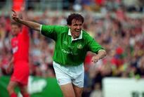Ireland legend Tony Cascarino expects Ireland to emerge from Group E