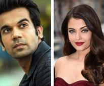Fanney Khan: Rajkummar Rao cast opposite Aishwarya Rai Bachchan, confirms producer