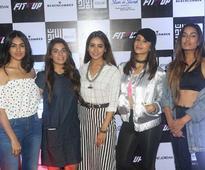 Asha Negi, Kishwer Merchant, Pooja Gor, Priyanka Talukdar & Mrunal Thakur head to Jordan for Fitzup